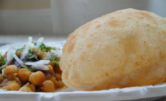 Easy Bhatura Recipe In Urdu