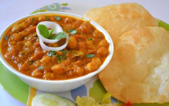 Bhatura Masala Recipe In Urdu