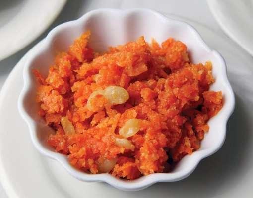 Gajrela Recipe In Urdu
