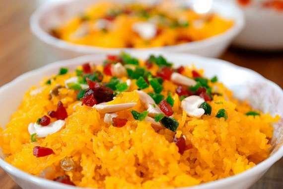 Meethe Chawal Recipe In Urdu