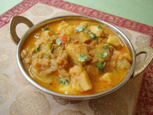 Korma Aloo Wala Recipe In Urdu