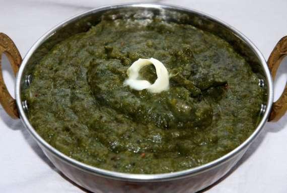 Dhan Saag Recipe In Urdu