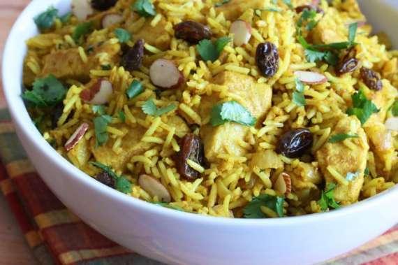 Chicken Biryani Badami Recipe In Urdu