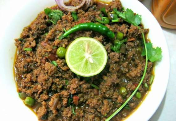 Keema Aur Lemon Recipe In Urdu