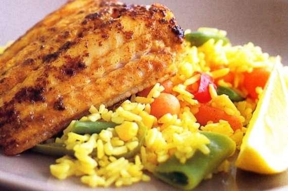 Fish Pulao Recipe In Urdu