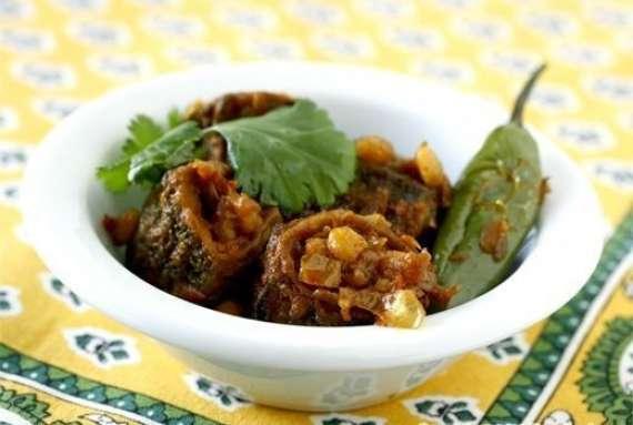 Masala Bharay Karelay Recipe In Urdu
