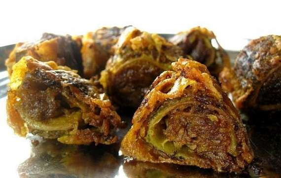 Keema Bharay Karelay Recipe In Urdu