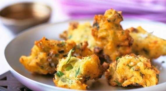 Mixed Sabzi Kay Pakoray Recipe In Urdu