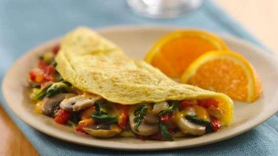 Sabzi Wala Omelette Recipe In Urdu