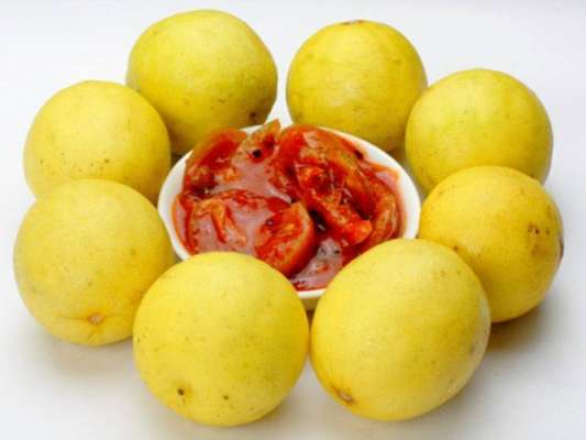 Lemon Ka Chatpata Achar Recipe In Urdu