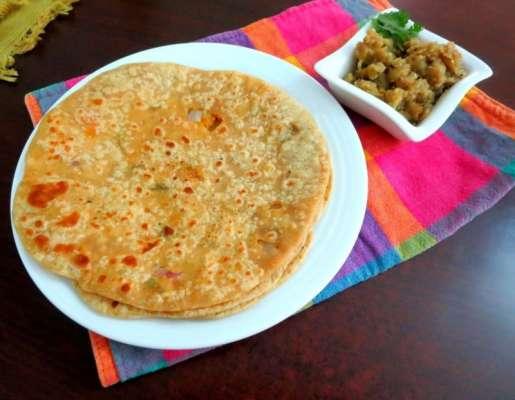 Besan Ka Paratha Recipe In Urdu