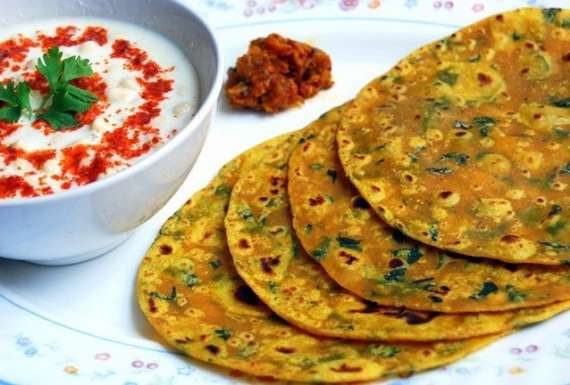 Methi Ki Rotian Recipe In Urdu