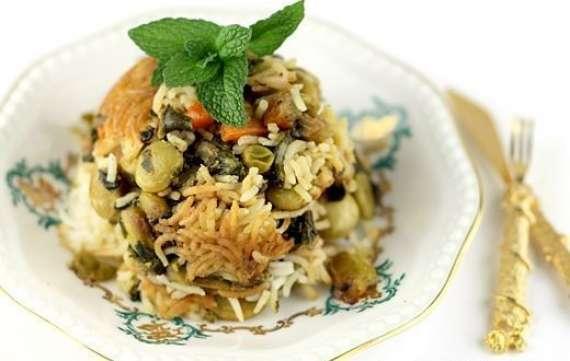 Sabzi Pulao Recipe In Urdu