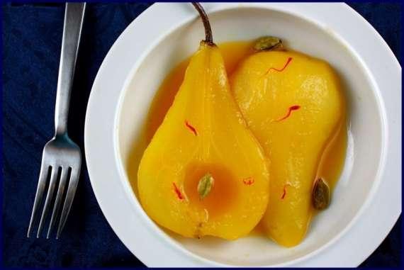 Nashpati Ka Murabba Recipe In Urdu