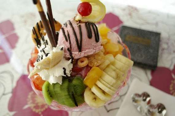 Fruit Ice Cream Recipe In Urdu