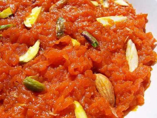 Gajrela Recipe In Urdu