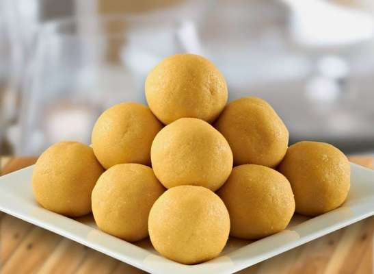 Besan Laddu Recipe In Urdu