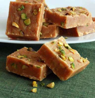 Choharon Ki Barfi Recipe In Urdu