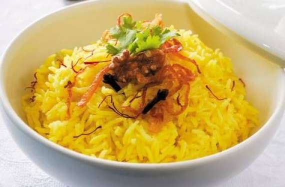 Darbari Zarda Recipe In Urdu
