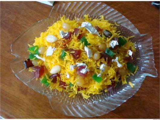 Zarda Recipe In Urdu