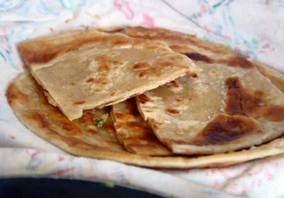 Roti Ke Meethay Tukray Recipe In Urdu
