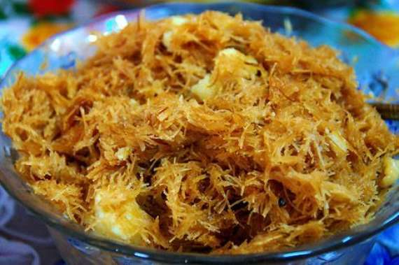 Seviyan Ka Zarda Recipe In Urdu