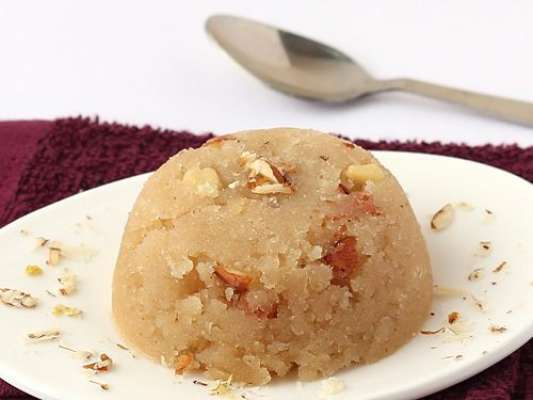 Suji Aur Doodh Ka Halwa Recipe In Urdu
