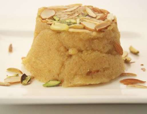 Suji Aur Dahi Ka Halwa Recipe In Urdu