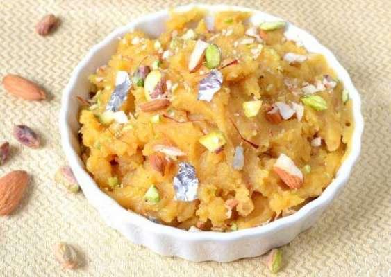 Aloo Matar Ka Halwa Recipe In Urdu
