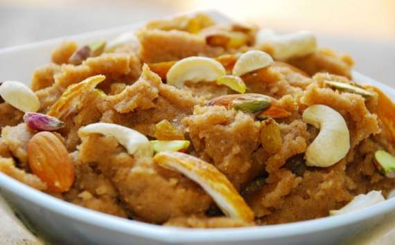 Halwa Badam Aur Elaichi Recipe In Urdu