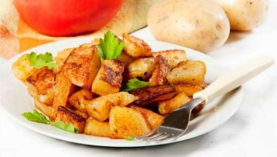 Fried Aloo Recipe In Urdu