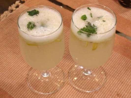 Sharbat Dinar Recipe In Urdu
