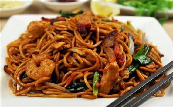 Japanese Fried Noodles Recipe In Urdu