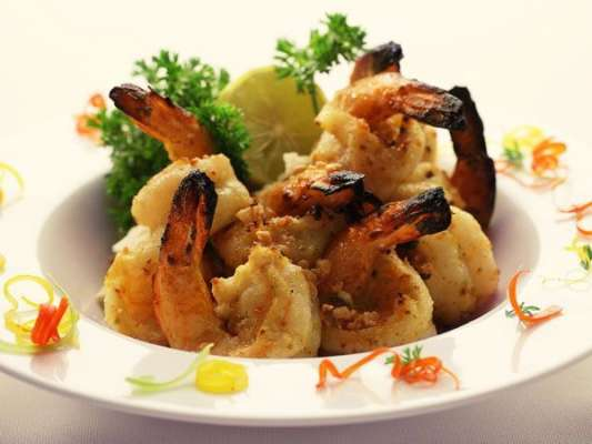 Japanese Chicken Prawns Recipe In Urdu