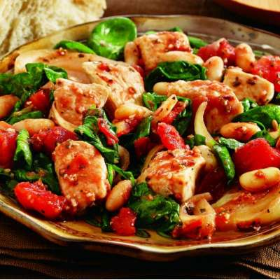 Chicken Tuscan  Recipe In Urdu