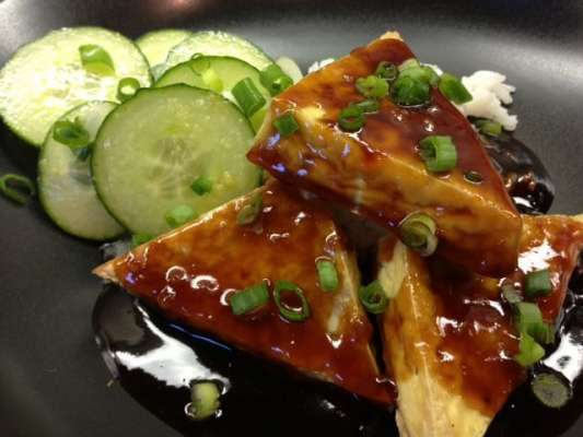 Tofu Teriyaki Recipe In Urdu