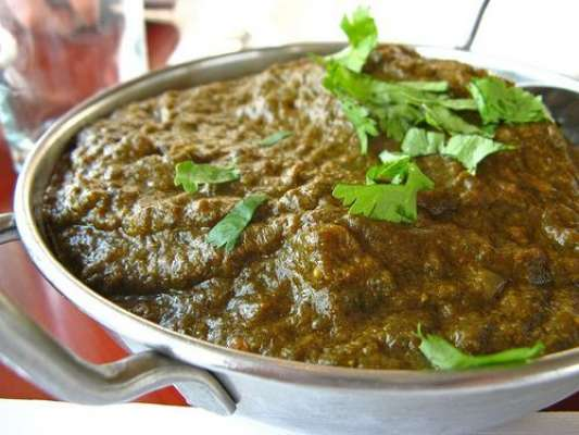 Keema Soya Palak Recipe In Urdu