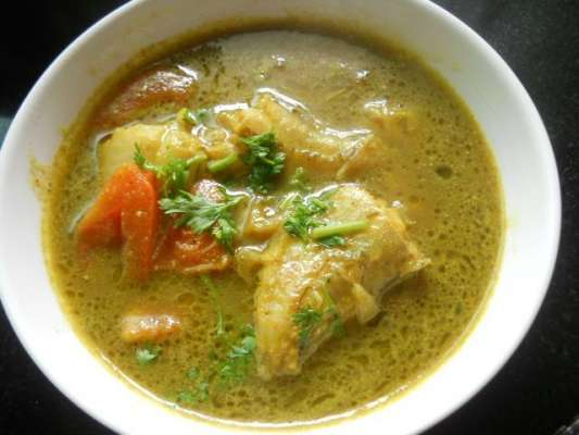 Fish Green Recipe In Urdu