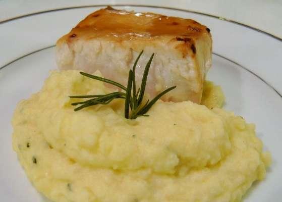 Fish With Mash Potato Recipe In Urdu