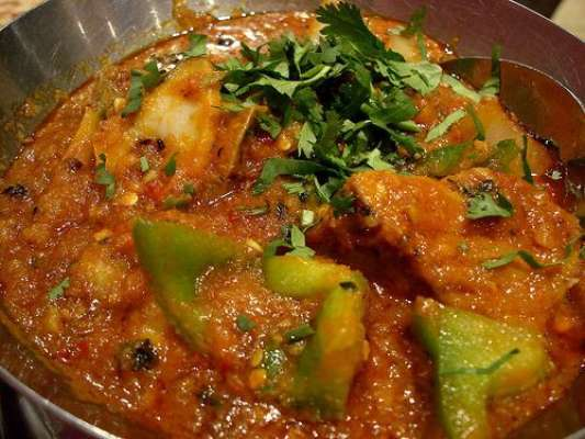 Gravy Masala Fish Recipe In Urdu