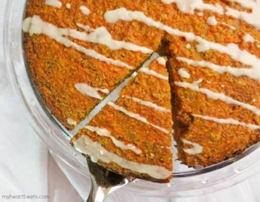 Carrot Cake Recipe In Urdu