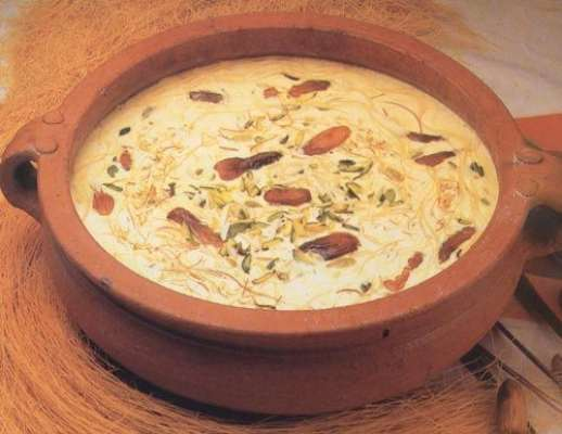 Badami Seviyan Recipe In Urdu