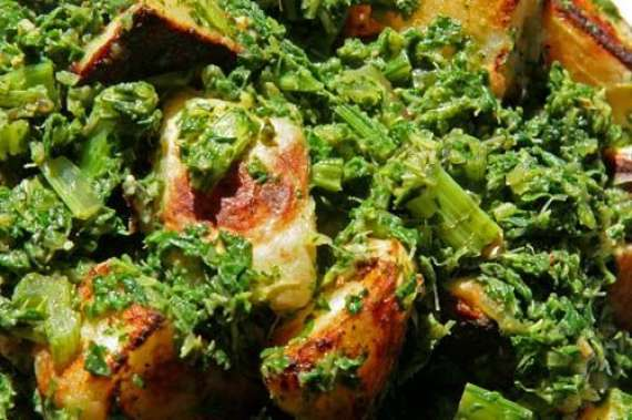 Palak Machli Recipe In Urdu