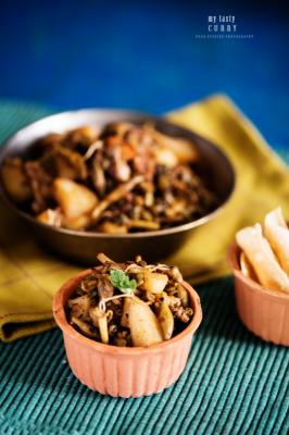 Kachnar Ka Salan Recipe In Urdu