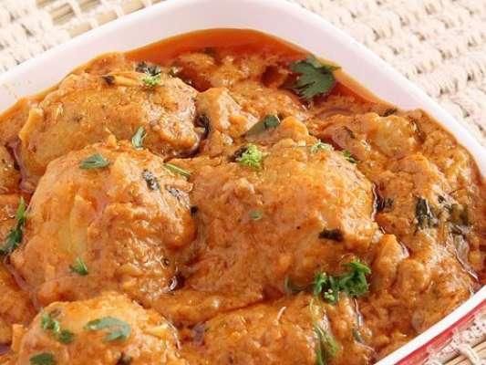 Dum Wale Aloo Recipe In Urdu