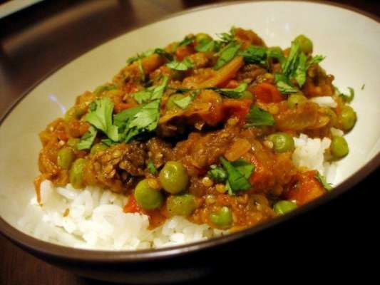 Gosht Ka Namkeen Bharta Recipe In Urdu