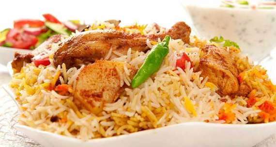 Zafrani Biryani Recipe In Urdu