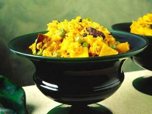 Potato Pulao Recipe In Urdu