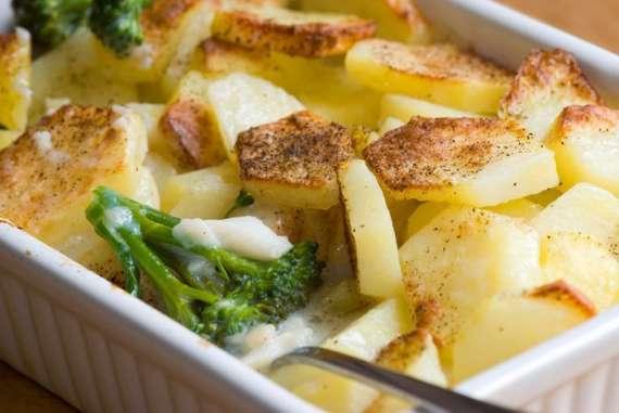 Fish And Potato Recipe In Urdu