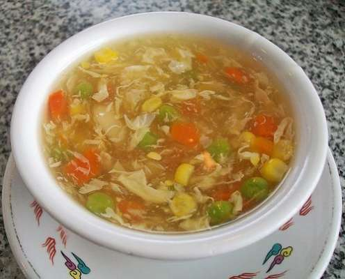 Egg Flower Soup Recipe In Urdu